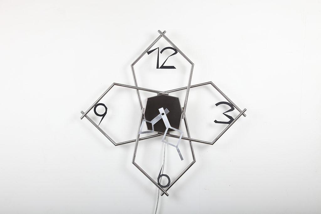 Orologio da parete retroilluminato